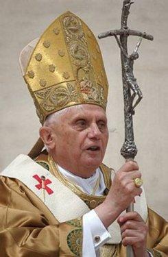 Fala Igreja| Discurso de Bento XVI aos estudantes em Londres