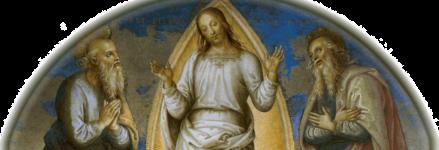 TRANSFIGURAÇÃO DO SENHOR JESUS