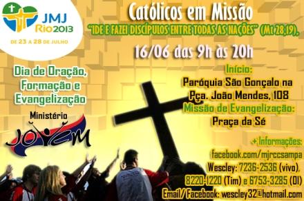 Católicos em Missão!