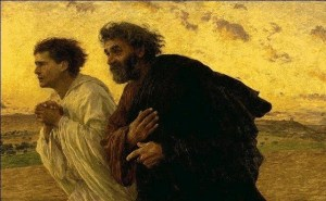 peter_and_john_running_to_the_tomb_of_christ_by_eugne_burnand_1850_1921