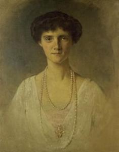 Portrait peint